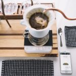 The use of technology for coffee making